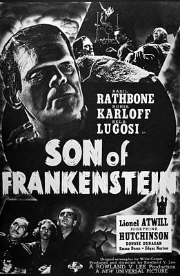 Son Of Frankenstein, 1939 Poster by Granger