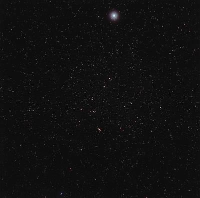 Stars Poster by Eckhard Slawik