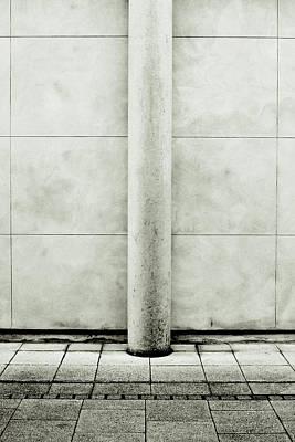 Stone Pillar Poster by Tom Gowanlock