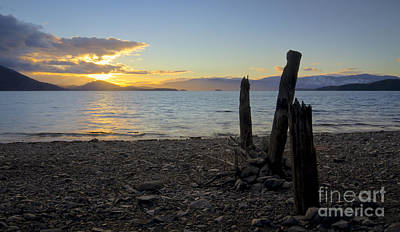 Sunrise Poster by Idaho Scenic Images Linda Lantzy