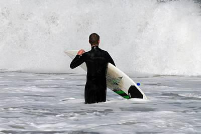 Surfing 397 Poster by Joyce StJames