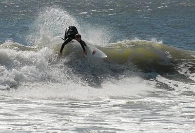 Surfing 416 Poster by Joyce StJames