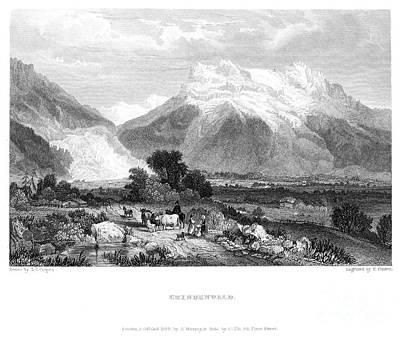 Switzerland: Grindenwald Poster by Granger