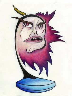 Tattered Soul Poster by Steve Weber