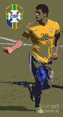The Brazilian Hulk Iv Poster by Lee Dos Santos