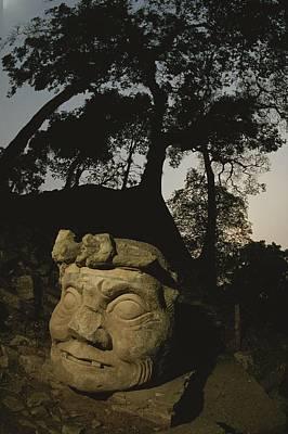 The Honduran Sun Setting Poster by Kenneth Garrett