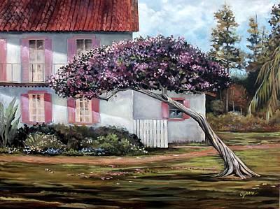 The Kite Tree Poster by Cynara Shelton