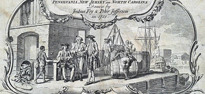The Tobacco Trade. Merchants Relax Poster by Everett