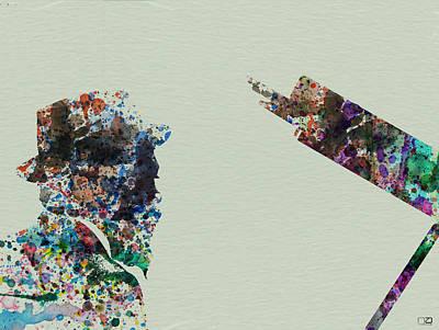 Thelonious Monk Poster by Naxart Studio