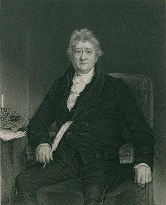 Thomas Clarkson 1760-1846 Poster by Everett