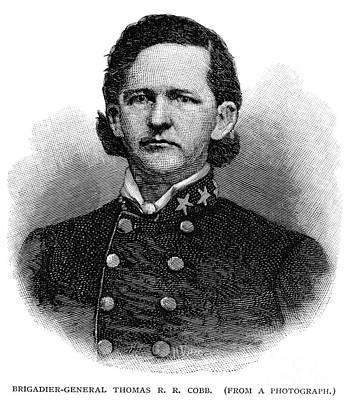Thomas R. R. Cobb (1823-1862) Poster by Granger