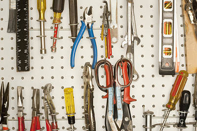 Tools Poster by Shannon Fagan