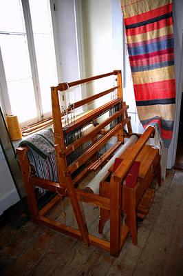 Traditional Weavers Loom Poster by LeeAnn McLaneGoetz McLaneGoetzStudioLLCcom