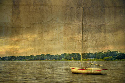 Tranquility Poster by Debra and Dave Vanderlaan