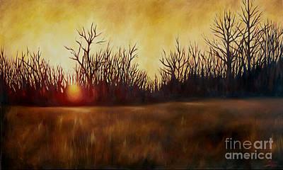 Tree Souls Poster by Vishal Lakhani