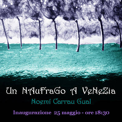 Un Naufrago A Venezia Poster by Arte Venezia