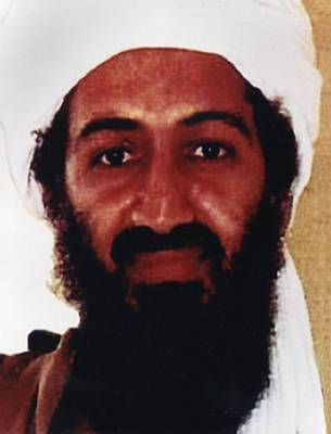 Usama Bin Laden Also Spelled, Osama Bin Poster by Everett