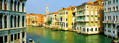 Venice Poster by Photography Art