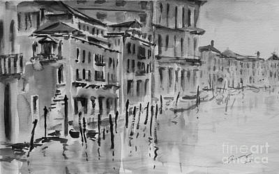 Venice Impression Vii Poster by Xueling Zou