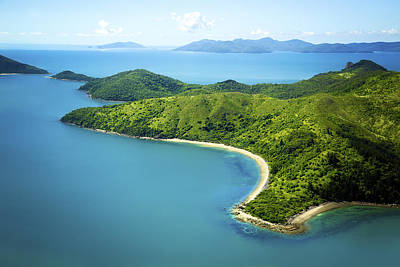 Whitsunday Islands Poster by Tanya Ann Photography