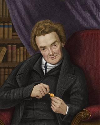 William Wilberforce, British Abolitionist Poster by Maria Platt-evans