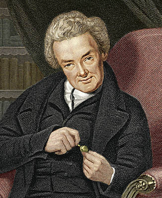 William Wilberforce, British Politician Poster by Sheila Terry