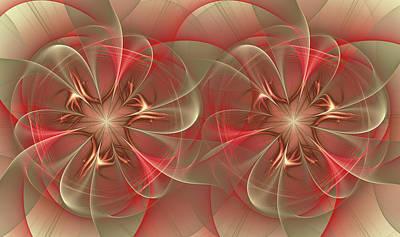 Windmills Of My Mind Poster by Georgiana Romanovna
