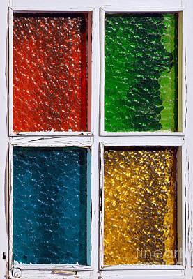Windows Poster by Carlos Caetano