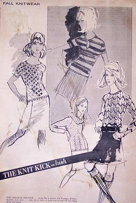 Wwd Sportswear Poster by Susan Dade