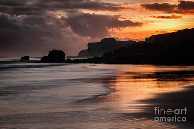 Sunrise At Sandhaven Poster by Ray Pritchard