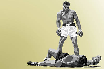059. Float Like A Butterfly Poster by Tam Hazlewood