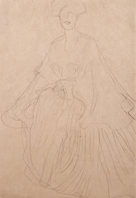 Adele Bloch Bauer Poster by Gustav Klimt