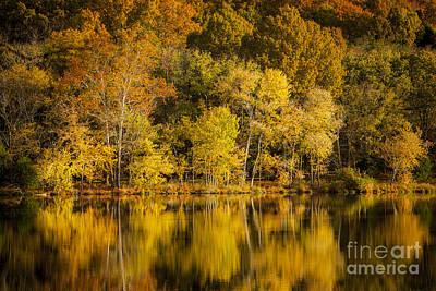 Autumn Dawn Poster by Brian Jannsen