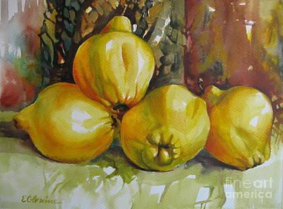 Autumn Harmony Poster by Elena Oleniuc