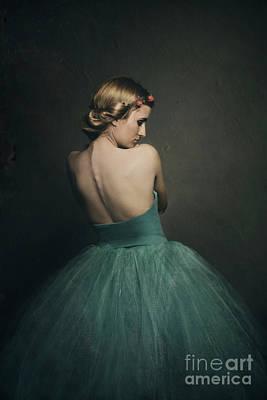 Ballerina Poster by Jelena Jovanovic