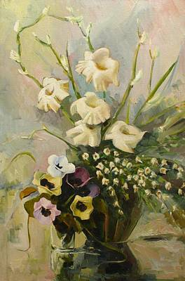 Bouquet Poster by Tigran Ghulyan