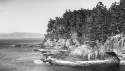 Cape Flattery Poster by Chad Tracy