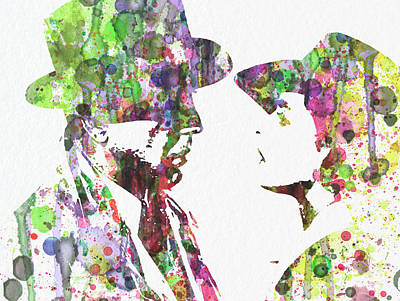 Casablanca 2 Poster by Naxart Studio