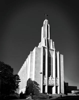 Cathedral Of Saint Joseph Poster by Mountain Dreams