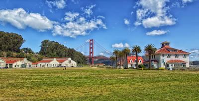 Crissy Field - San Francisco Poster by Mountain Dreams