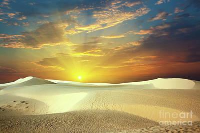 Desert Poster by MotHaiBaPhoto Prints