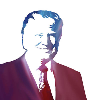 Donald John Trump Poster by Art Spectrum