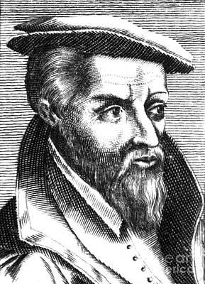 Georgius Agricola, German Scholar Poster by Science Source