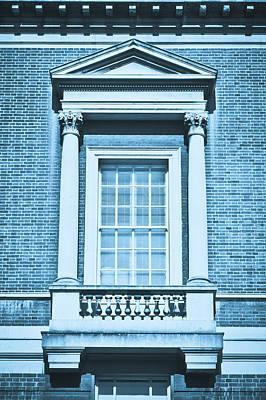 Grand Window Poster by Tom Gowanlock