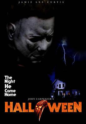 Halloween, 1978 Poster by Everett
