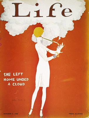 Held: Magazine Cover, 1925 Poster by Granger