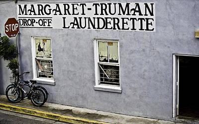 Launderette Poster by Sarita Rampersad