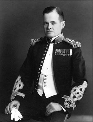 Lewis Chesty Puller Poster by War Is Hell Store