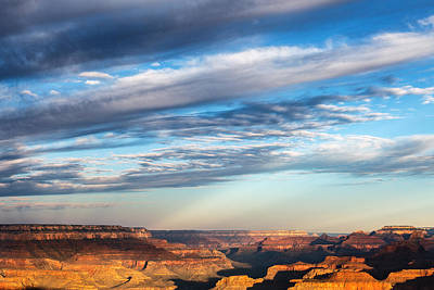 Lipan Point Sunrise Poster by James Marvin Phelps