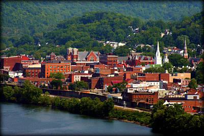 Maysville Kentucky Poster by Susie Weaver